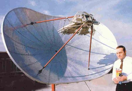 Как можно сделать спутниковые тв
